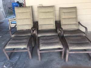 Leaders patio furniture! for Sale in St. Petersburg, FL