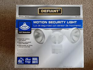 Motion Sensor Outdoor lights Security (BRAND NEW IN BOX) for Sale in Shadow Hills, CA