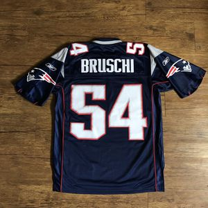 Tedi Bruschi New England Patriots Reebok Jersey for Sale in Tempe, AZ