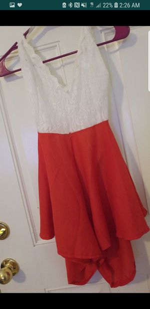 Red and White Romper for Sale in El Paso, TX