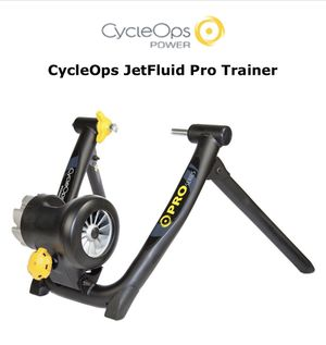 CycleOps JetFluid Pro Bike Trainer for Sale in Natick, MA