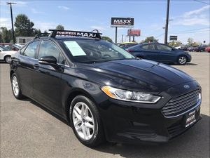 2016 Ford Fusion for Sale in Puyallup, WA