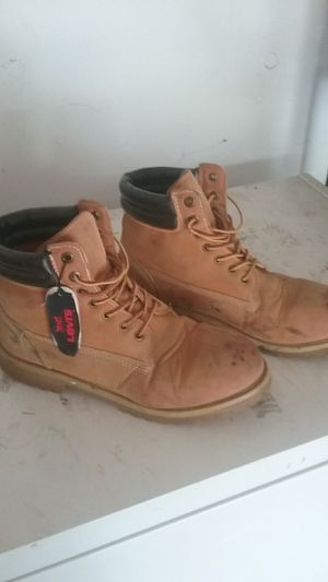 LEVIS WORK BOOTS for Sale in Chagrin Falls, OH