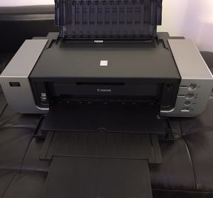 Canon Pro 9000 Mark II Professional Photo printer for Sale in Maynard, MA