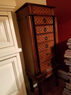 Jewelry Armoire for Sale in Washington, DC