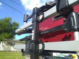 Bicycle carrier for car. Capacity 2 bikes for Sale in St. Petersburg, FL