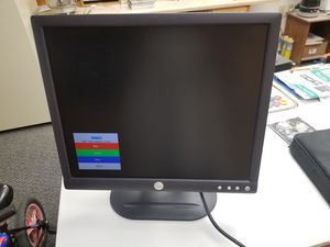 "Dell 19"" color computer monitor for Sale in Columbus, OH"