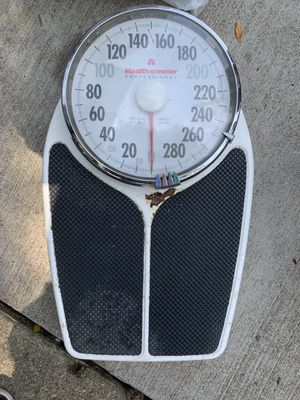 Health o meter professional scale $20 for Sale in Warren, MI