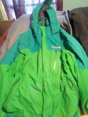 Large Columbia Raincoat for $5 for Sale in Peoria, IL