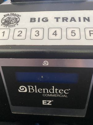 Blendtec EZ commercial blender for Sale in Walla Walla, WA
