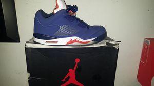Jordan 5 Retro Low Knicks Size 9 for Sale in Los Angeles, CA