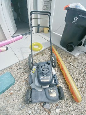Honda. Lawn mower for Sale in Saratoga Springs, UT