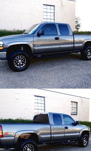 2001 Chevrolet Silverado for Sale in Custer, SD