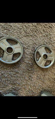 10 lbs Olympic plate pair for Sale in San Fernando, CA