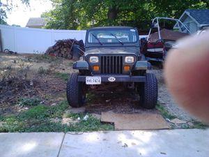 Jeep wrangler jy 95 4.0 for Sale in Dale City, VA