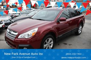 2013 Subaru Outback for Sale in Hartford, CT