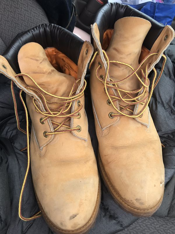 Timberland Boots size 14M perfect working boot with perfect soles