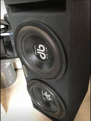Db drive 12s for Sale in Los Banos, CA