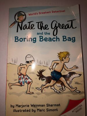 Nate The Great and the Birmingham Beach Bag for Sale in North Plainfield, NJ