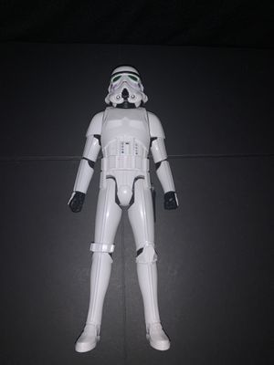 "2016 LFL Star Wars Storm Trooper 12"" figure for Sale in Gilbert, AZ"