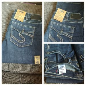 Silver Jeans for Sale in St. Louis, MO