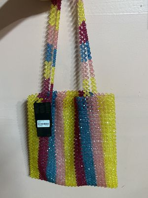 Beady colorful bag for Sale in Kent, WA