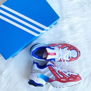 Unisex Adidas EQT Gazelle Red White Blue Shoes for Sale in Chandler, AZ
