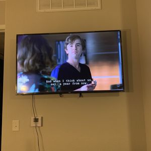 "55"" TV Like New for Sale in McKinney, TX"
