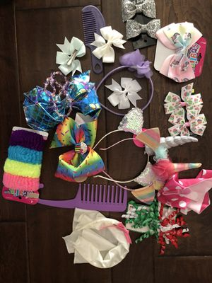 Hair accessories for girls for Sale in Sacramento, CA