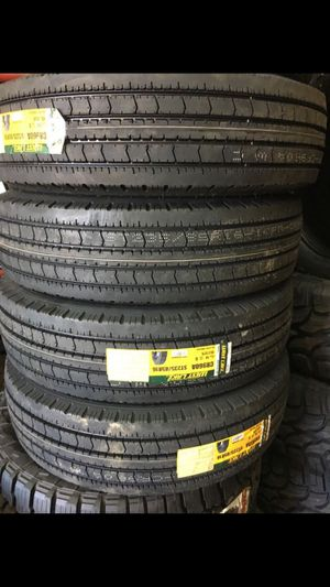 """16"""" trailer tires ST235/85R16 14 ply for Sale in Gilroy, CA"""