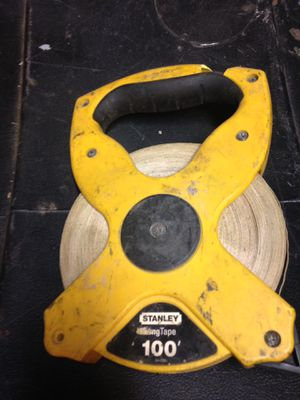 Tape measure for Sale in Winona, MS