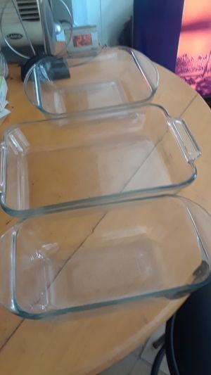 Anchor Hawking Pyrex cookware. for Sale in Seffner, FL