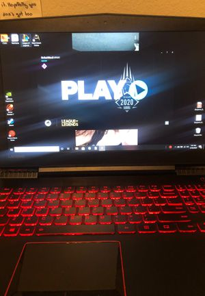 High End Gaming Laptop (Lenovo legion y520) for Sale in Boerne, TX