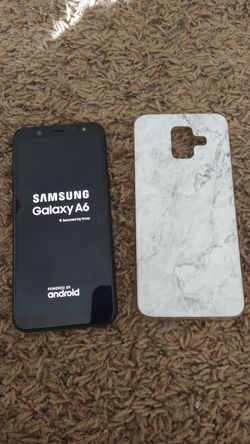 Galaxy A6 Samsung for Sale in McConnell Air Force Base,  KS