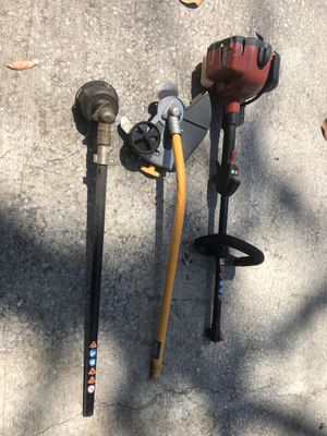 Edger and weed walker combo for Sale in Altamonte Springs, FL