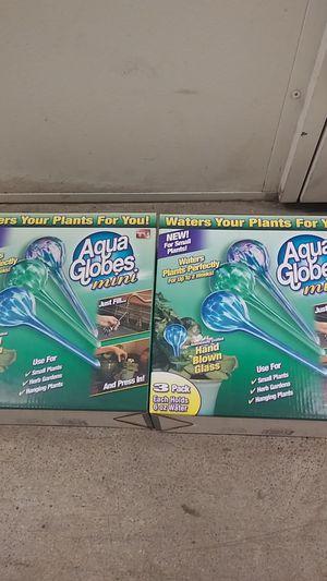Aqua globbes for Sale in Colorado Springs, CO