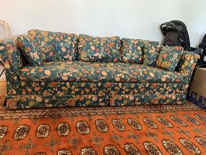 Floral Sofa for Sale in CHESAPEAKE, VA