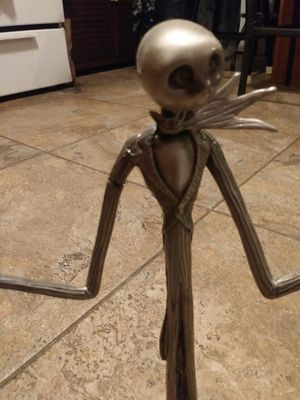 Nightmare before Christmas pewter candle stick holder for Sale in Charleston, SC