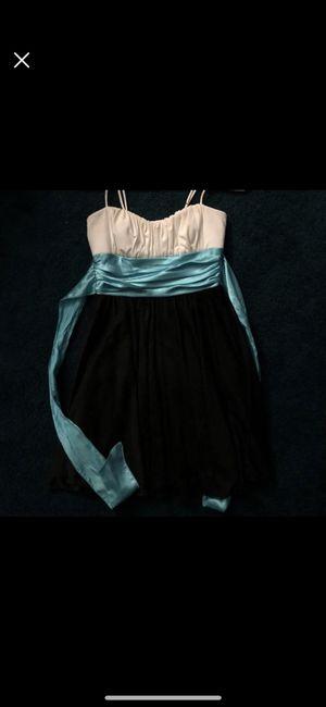 Teal Black & white XS short dress for Sale in Deltona, FL
