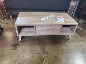 Jamie Coffee Table / Center Table, Dark Taupe Color for Sale in Huntington Beach, CA