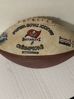 Super Bowl XXXVII Collectible Football for Sale in Sparta,  TN