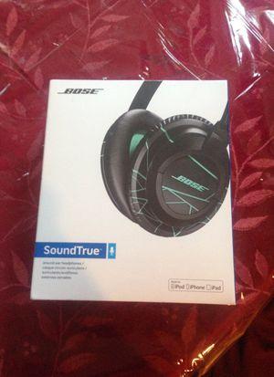 Bose sound true headphones for Sale in Alexandria, VA