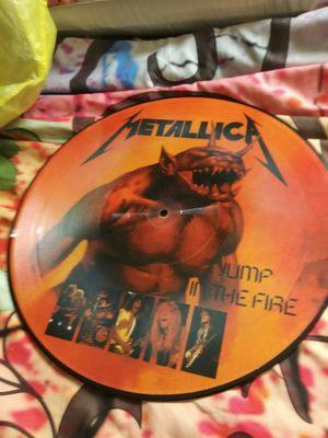Metallica picture dics for Sale in Pueblo, CO