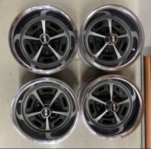 Chevy SS Chevelle Nova El Camino Monte Carlo Impala Rally Wheels for Sale in Miami, FL