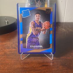 Kyle Kuzma Don Russ Rated Rookie  for Sale in Salinas, CA