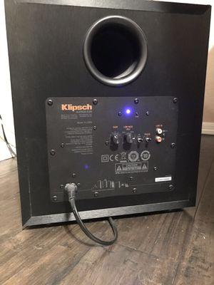 "Klipsch 10"" 300W Subwoofer for Sale in Scottsdale, AZ"