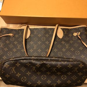 Real Authentic Louis Vuitton Never Full PM Bag for Sale in Milwaukie, OR
