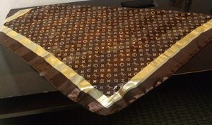 AUTHENTIC LOUIS VUITTON SCARF for Sale in Manteca, CA
