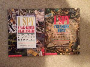 I spy books for Sale in Olympia, WA