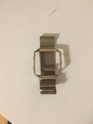Fitbit Blaze Band (rose gold) for Sale in Redmond, WA